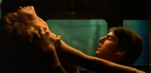 Sex Scene: Tom Cruise and Rebecca de Mornay do it on train in 'Risky Business'