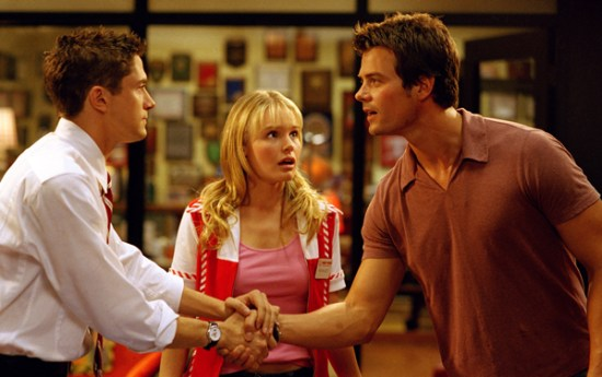Topher Grace, Kate Bosworth and Josh Duhamel in 'Win A Date With Tad Hamilton'