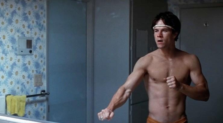 Mark Wahlberg in 'Boogie Nights'