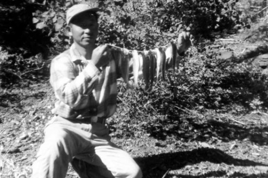 'The Manzanar Fishing Club'