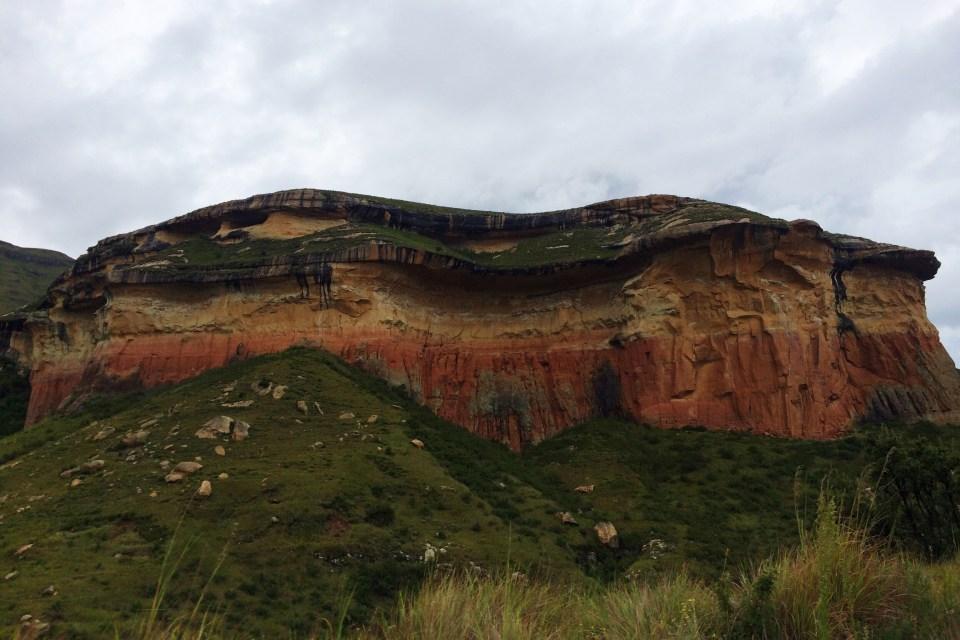 Golden Gate Highlands National Park South Africa