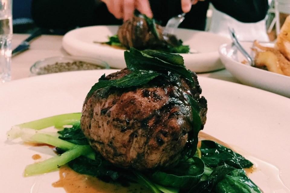 Babel Restrauran Steak
