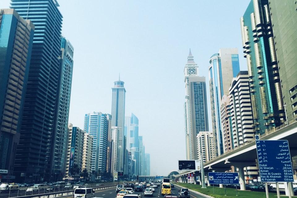City Sightseeing Dubai