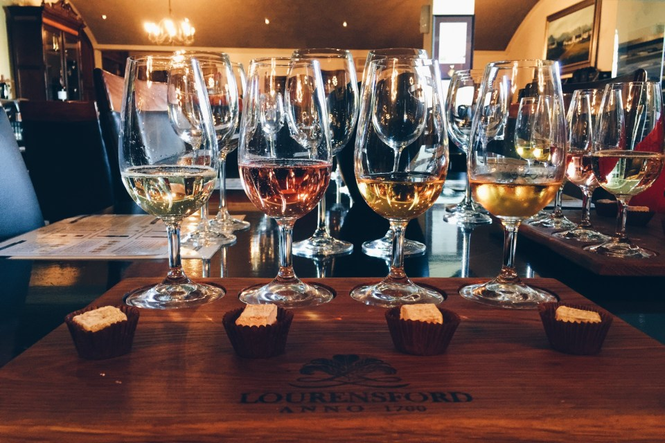 Lourensford Wine Farm turkish delight