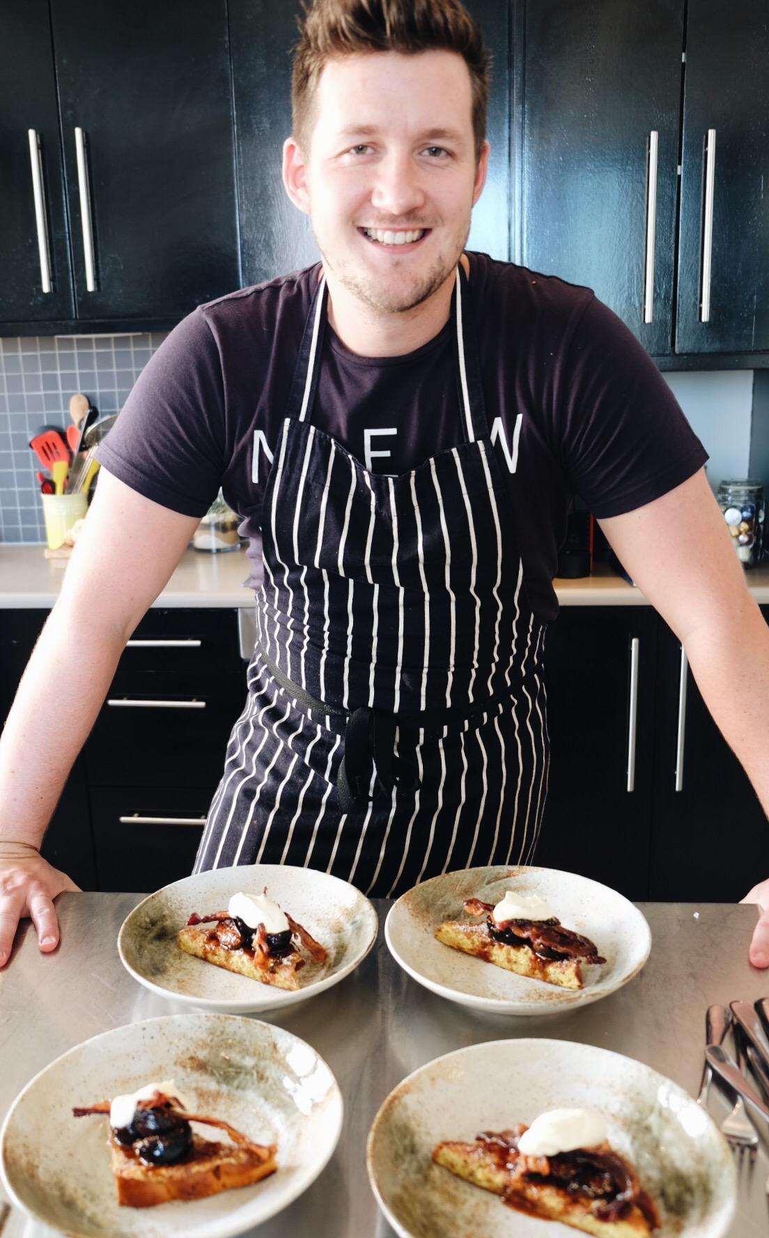 matt manning private chef