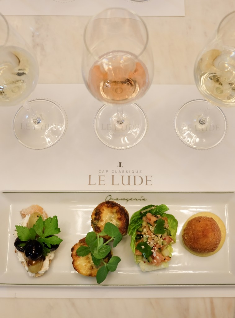 le lude franschhoek