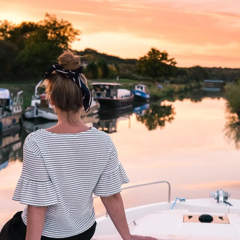 Self-Driving Barging Holiday France