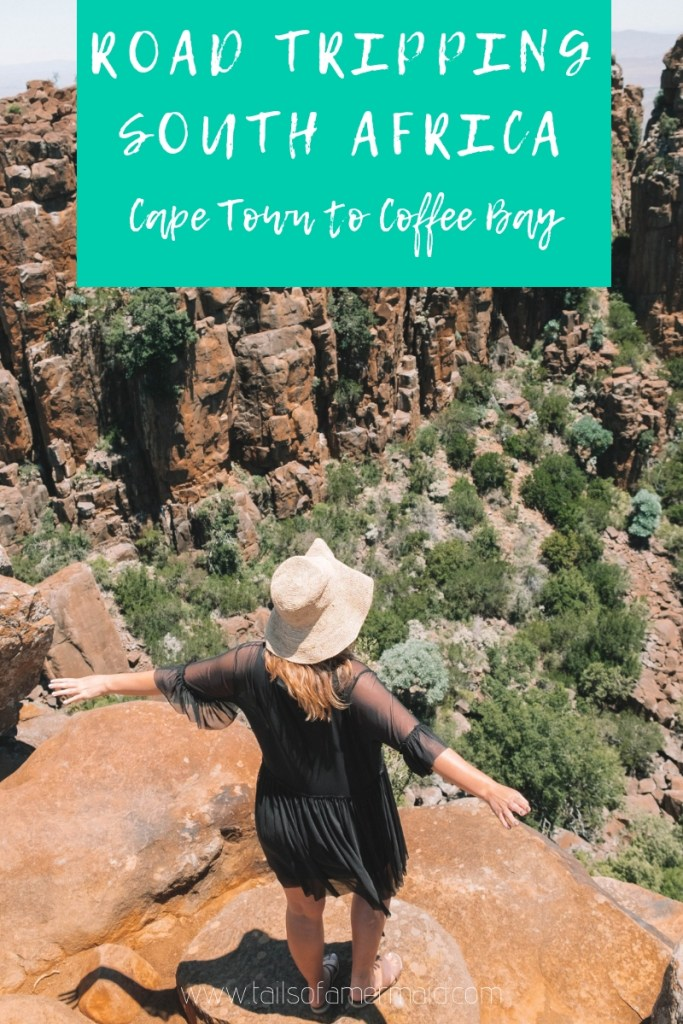 ultimate guide to road tripping south africa