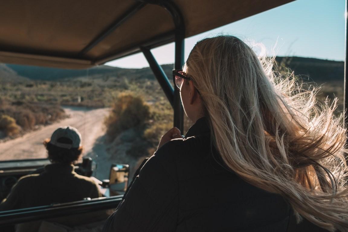 Sanbona Safari Lodge