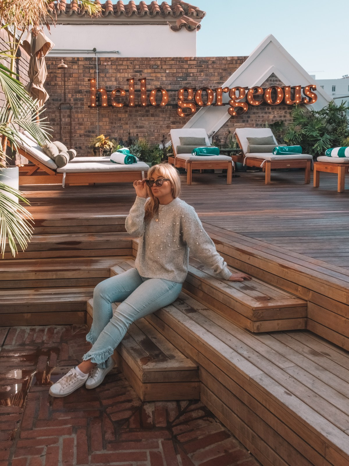 gorgeous george rooftop hotel cape town