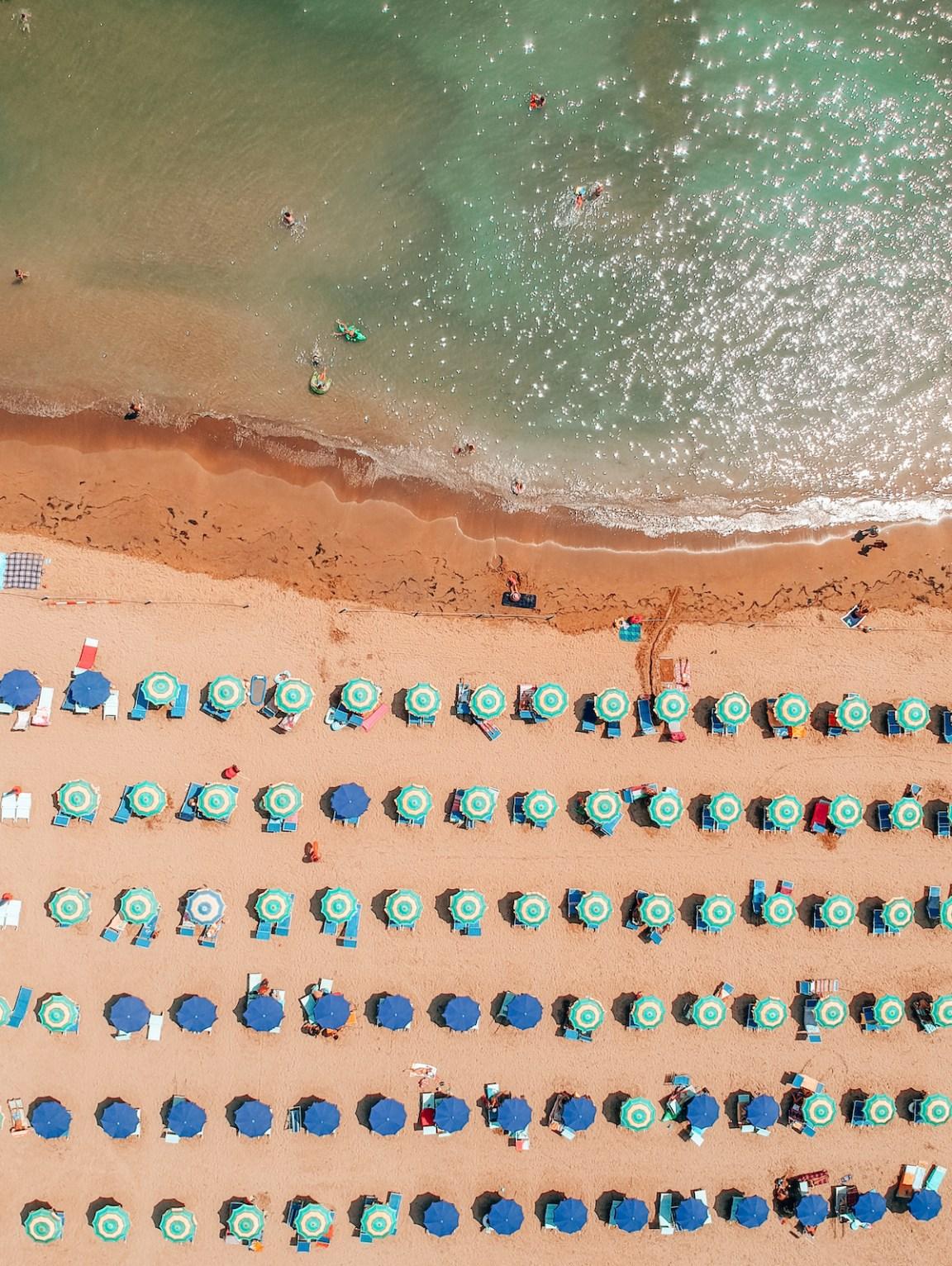 lignano beach italy