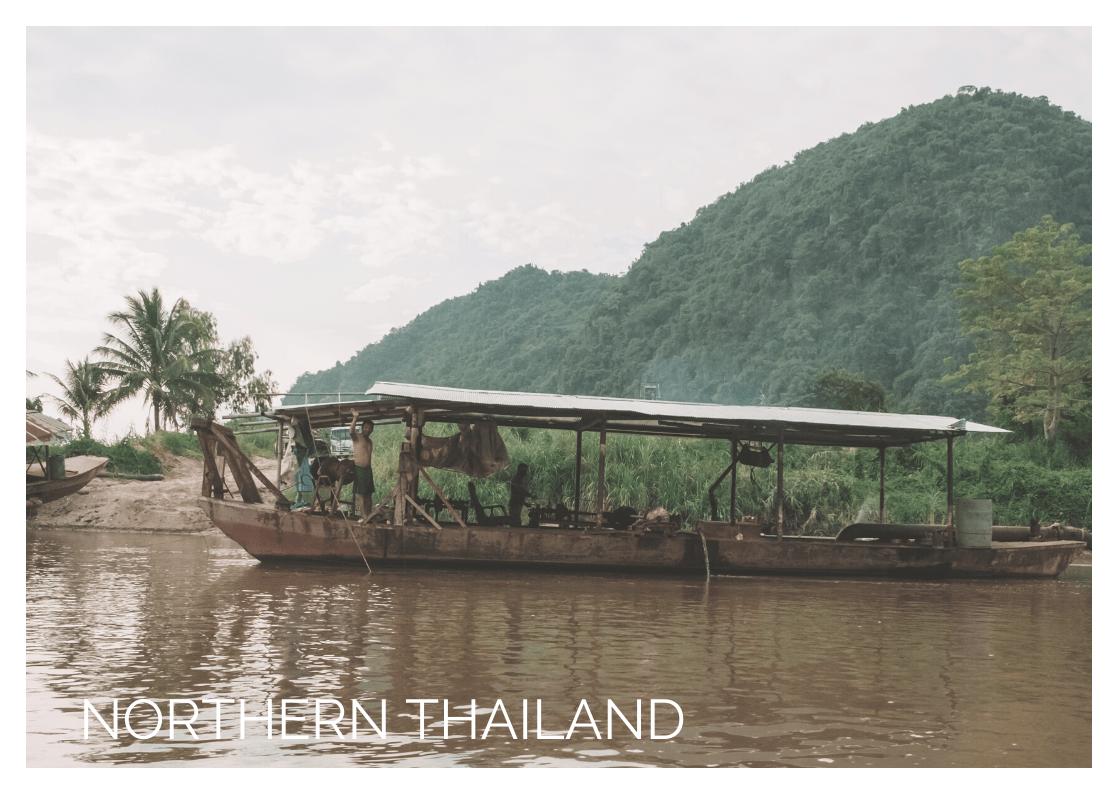 northern thailand chiang rai