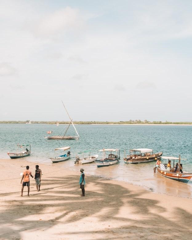 beach shela lamu island kenya