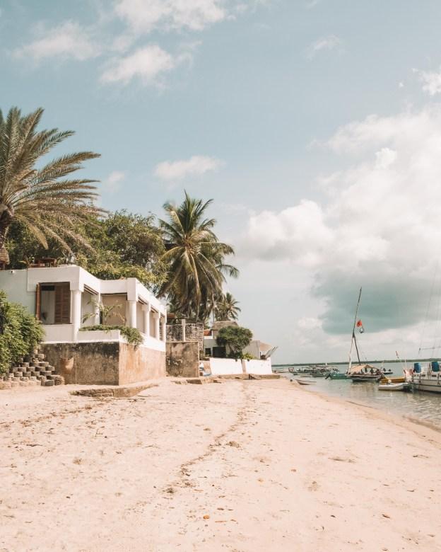 shela beach lamu island kenya
