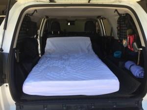 4Runner mattress