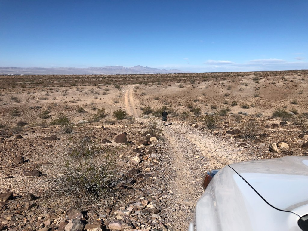The Road to Oatman