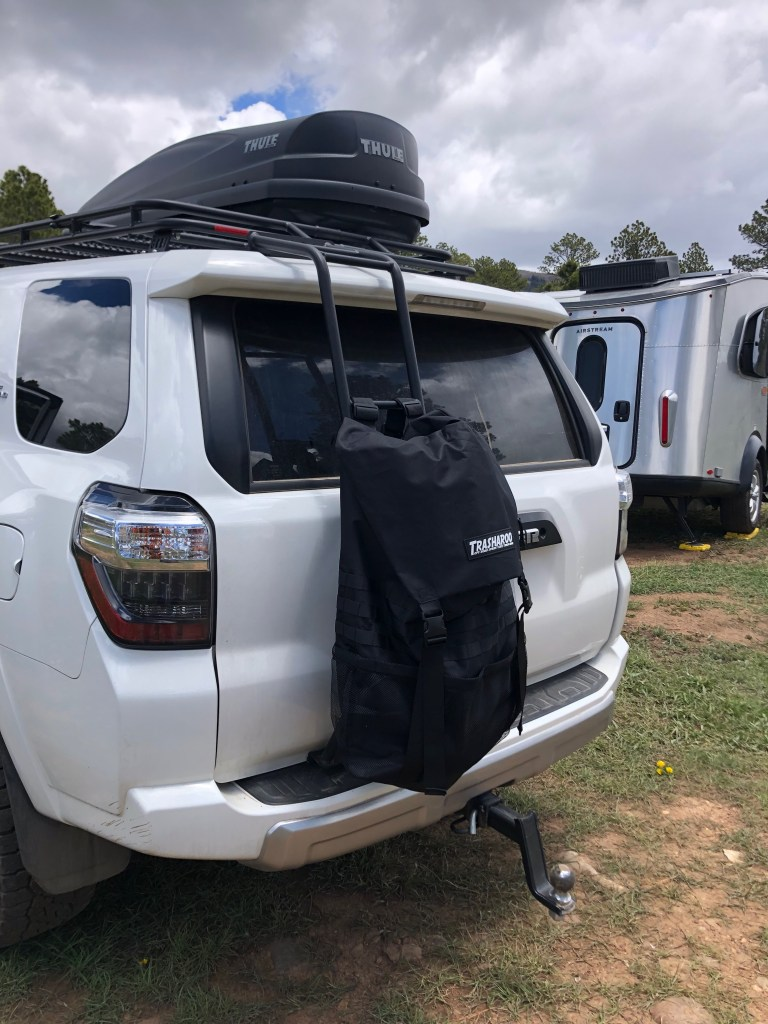 how a gobi roof rack and thule cargo