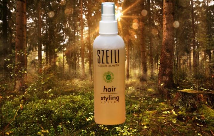 SZEILI Bio Hair Styling Lotion