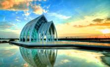 台南景點-水晶教堂台南必游景點