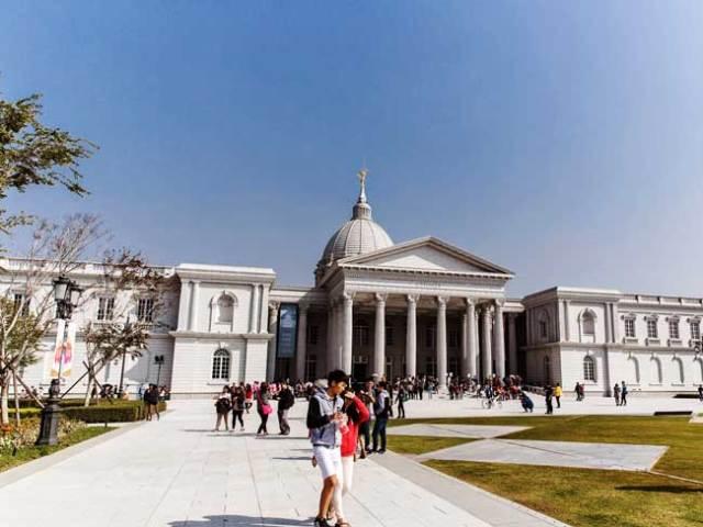 奇美博物馆台南景點必去