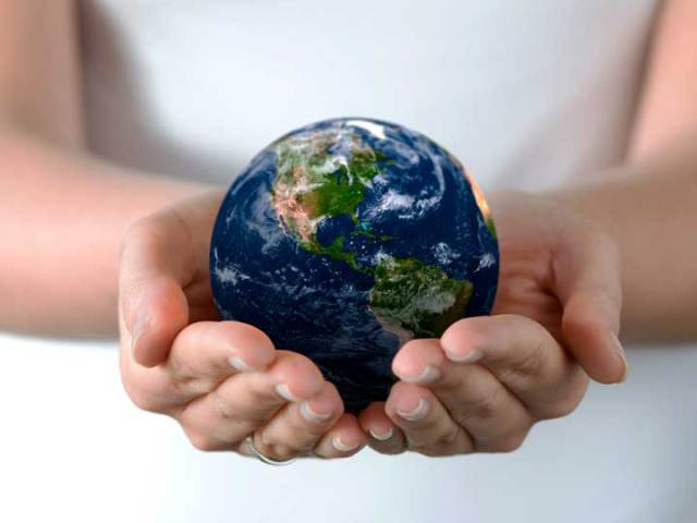 為了保護地球做好環保意識,一起坐交通工具計程車吧