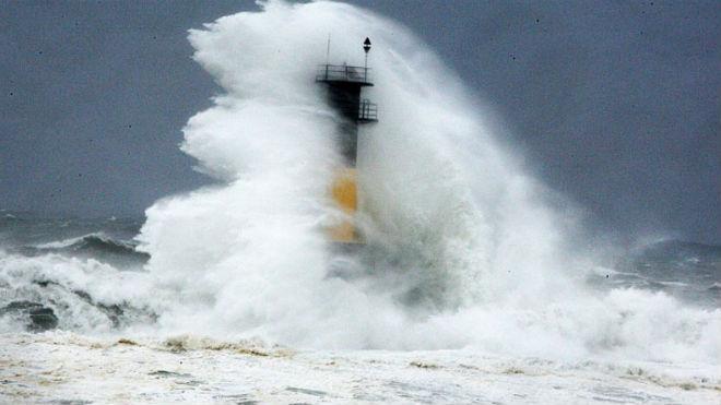 Тайфун дегеніміз не және ол не үшін қауіпті?