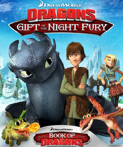 Dragons Gift of the Night Fury