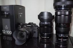 OLYMPUSPRO Lens