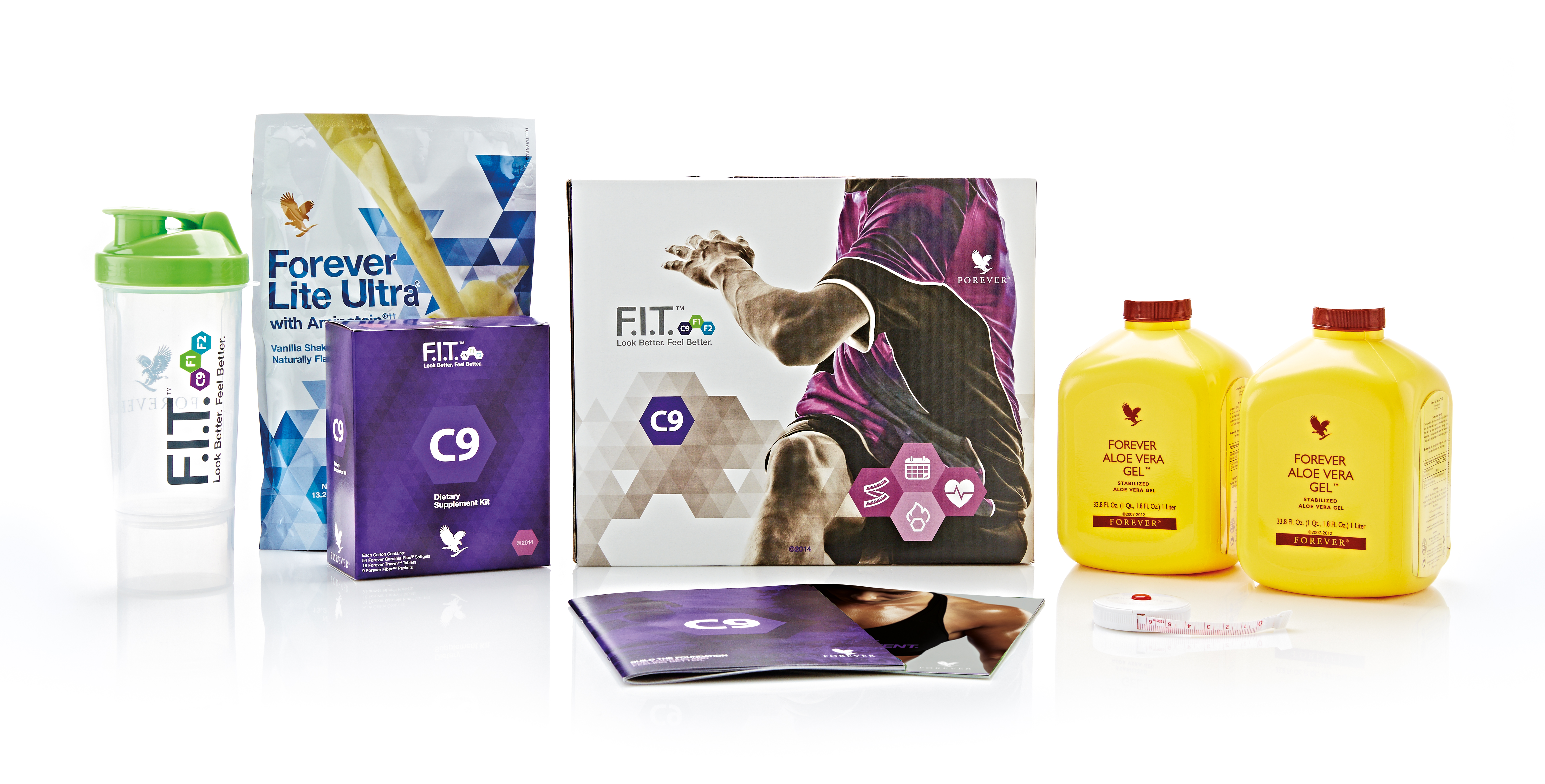 Clean 9 from Forever Living products