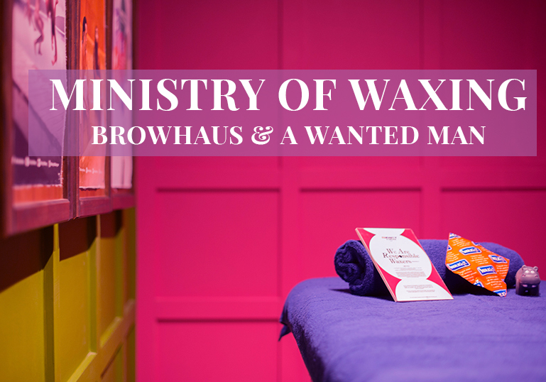 ministry of waxing