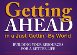 Getting Ahead: A New Course Starting in February