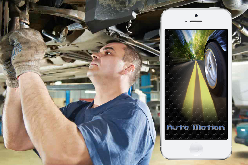 Web App Design for Auto Repair Company in Albany, OR