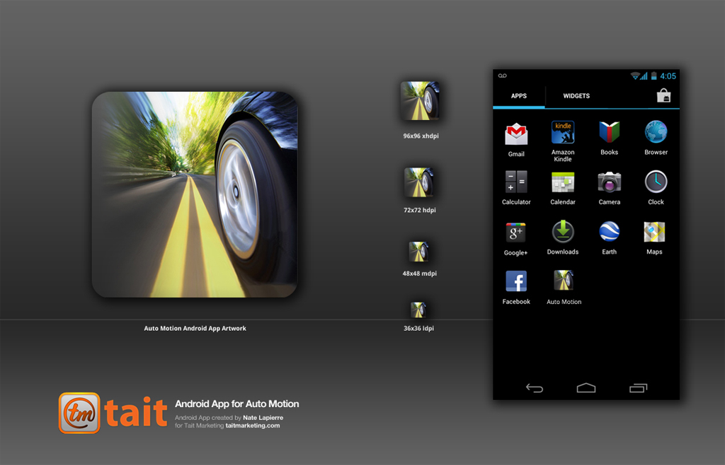 Android App for Albany, OR Auto Repair Company
