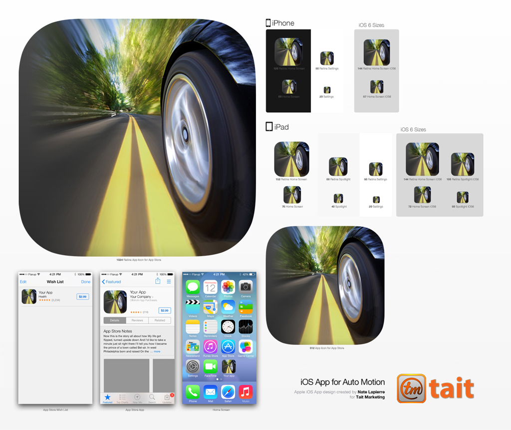 Apple App for Albany, OR Auto Repair Company