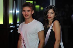 Câştigătorii concursului de Miss & Mister Tudor Văran şi Mara Ciceo