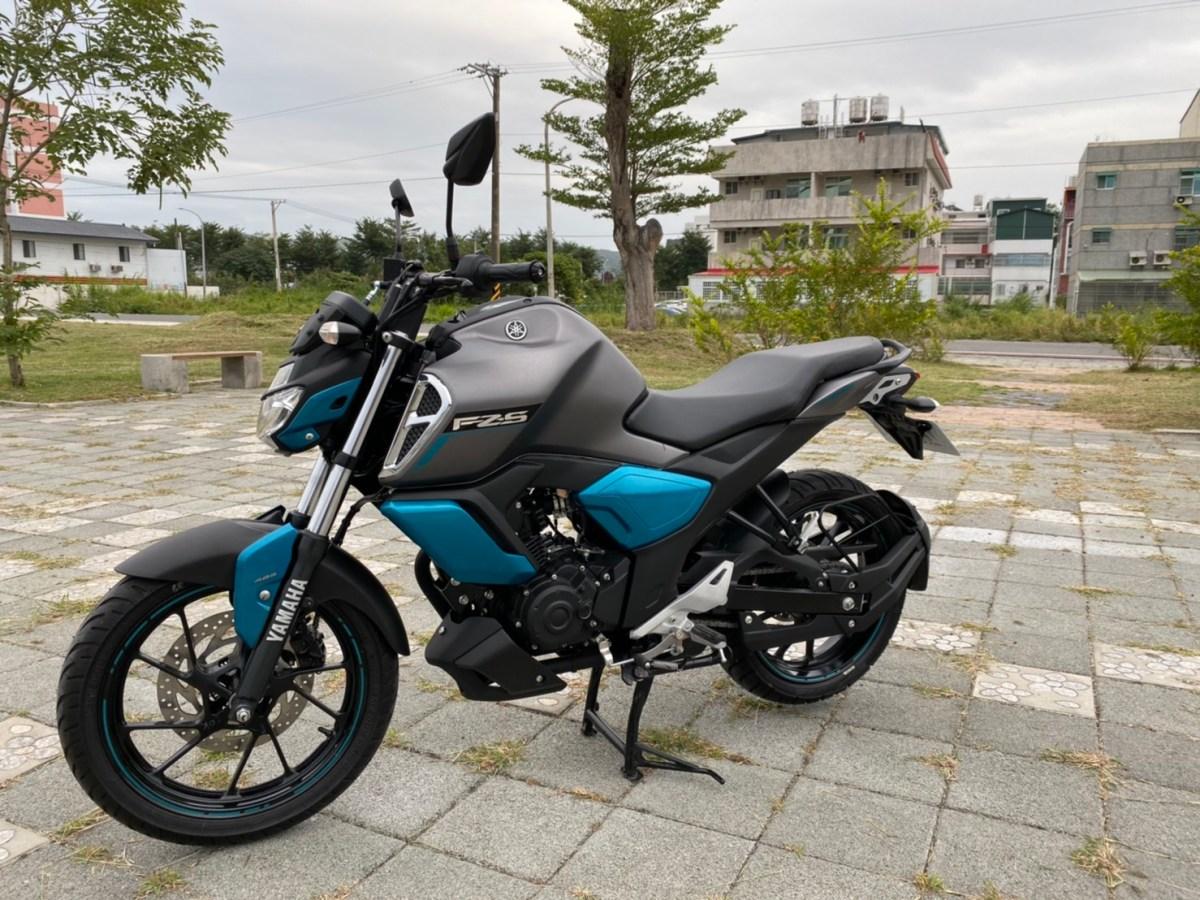 Yamaha FZ-S 150 輕檔車