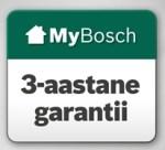 3-aastat bosch garantii
