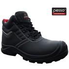 Nahast töösaapad Pesso B249 S3 SRC