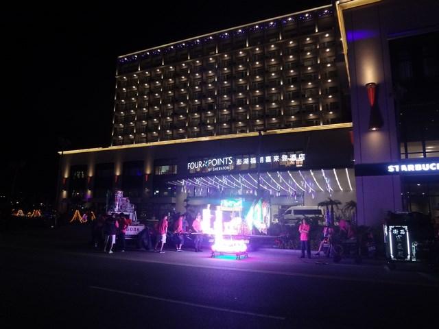 シェラトンホテル前2