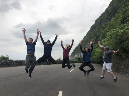 top 30 scenes of mytaiwantour_qinshui cliff hualien