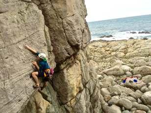 top 30 scenes of mytaiwantour_rock climbing