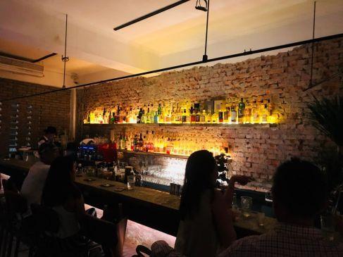 Bars in Taipei: RON Xinyi