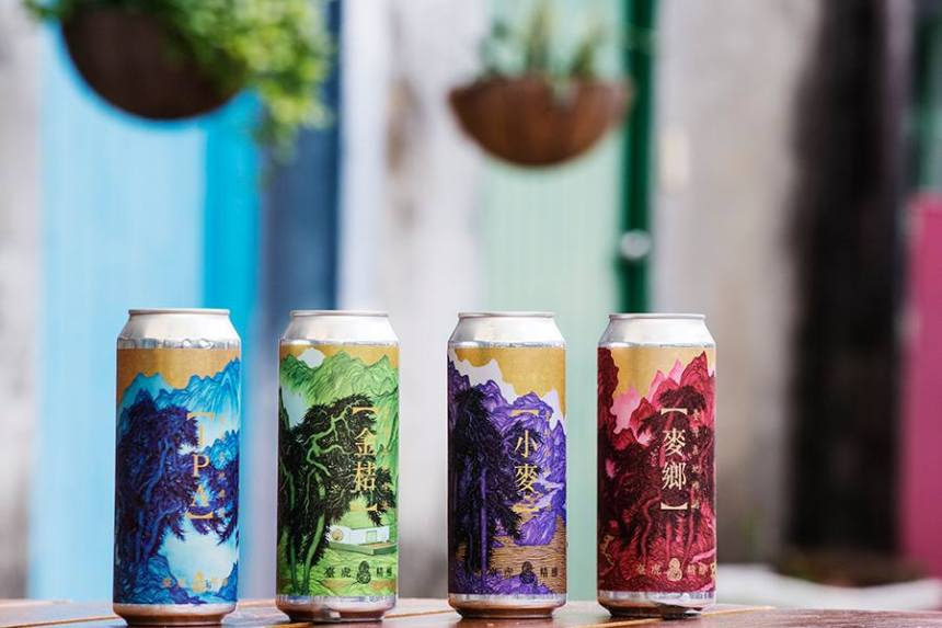 Craft Beer in Taiwan_Taihu