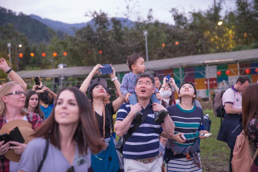 Taiwan Scene_2018 mid autumn pingxi sky lantern festival01