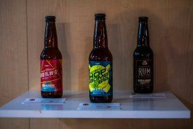 Taiwanese Craft Beer: Jim & Dads (Photo credit to Alex Houghton)