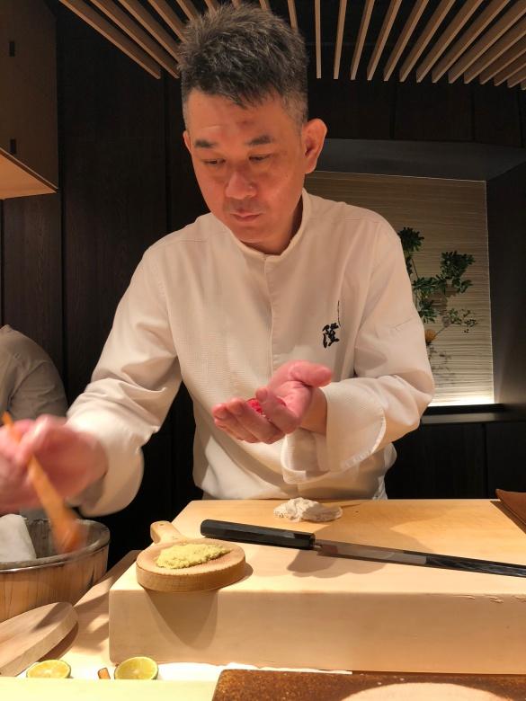 Chef Yang (image source: hungryintaipei)