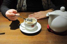 Chun Shui Tang is the first bubble milk tea in the world (image source: Taiwan Scene)