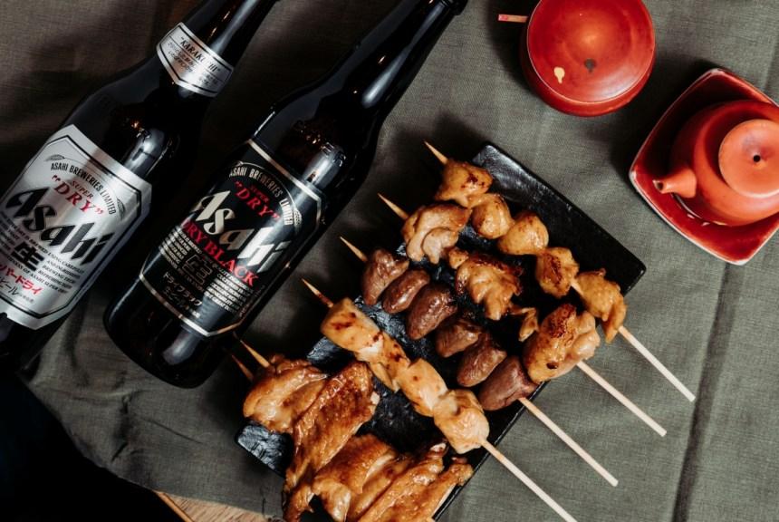 GQ Meat Festival-TORIJO's SASSO chicken skewers platter (SASSO雞燒烤拼盤)