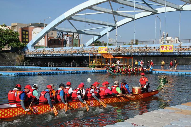 Lukang Dragon Boat Festival