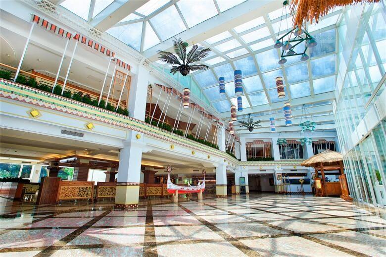 Hotel Royal Chihpen's lobby